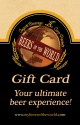 Gift Card - Your Ultimate Beer Experience